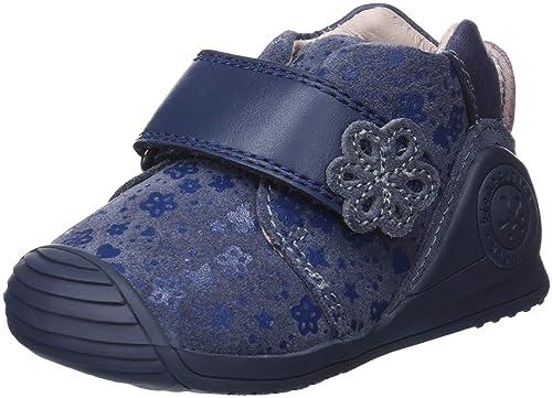 Biomecanics 181137, Zapatillas de Estar por casa Bebé-para Niñas: Amazon.es: Zapatos y complementos