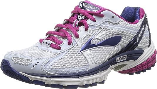 Brooks Vapor 2 - Zapatillas de Running de Material Sintético para Mujer Sterling/Fucsia/Blue 36.5: Amazon.es: Zapatos y complementos