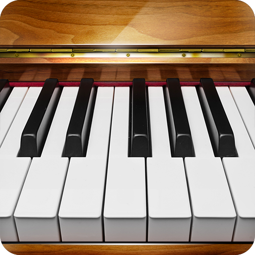 Piano - Virtual Piano Keyboard with Games to Learn Songs, Notes and Chords (Portuguese Keyboard Music)