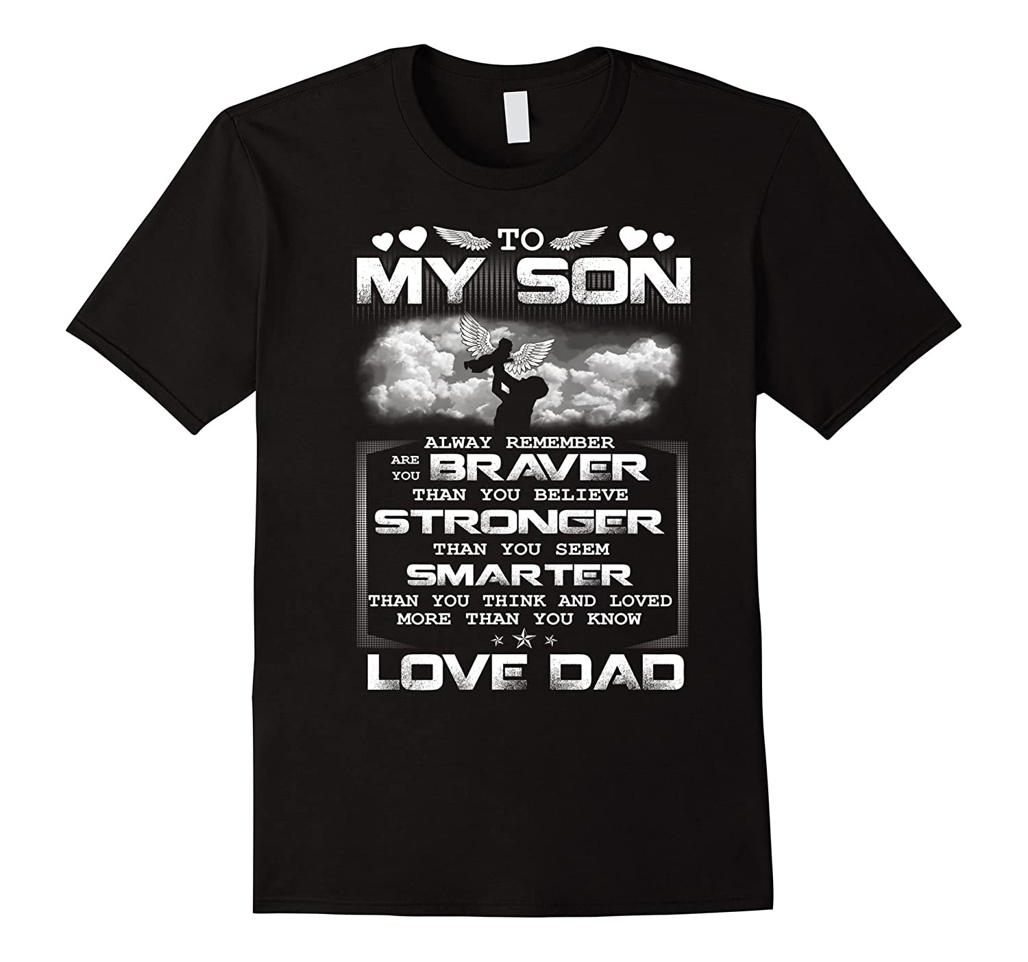 Alway Remember Are You Braver Than You Believe Stronger Tee-RT