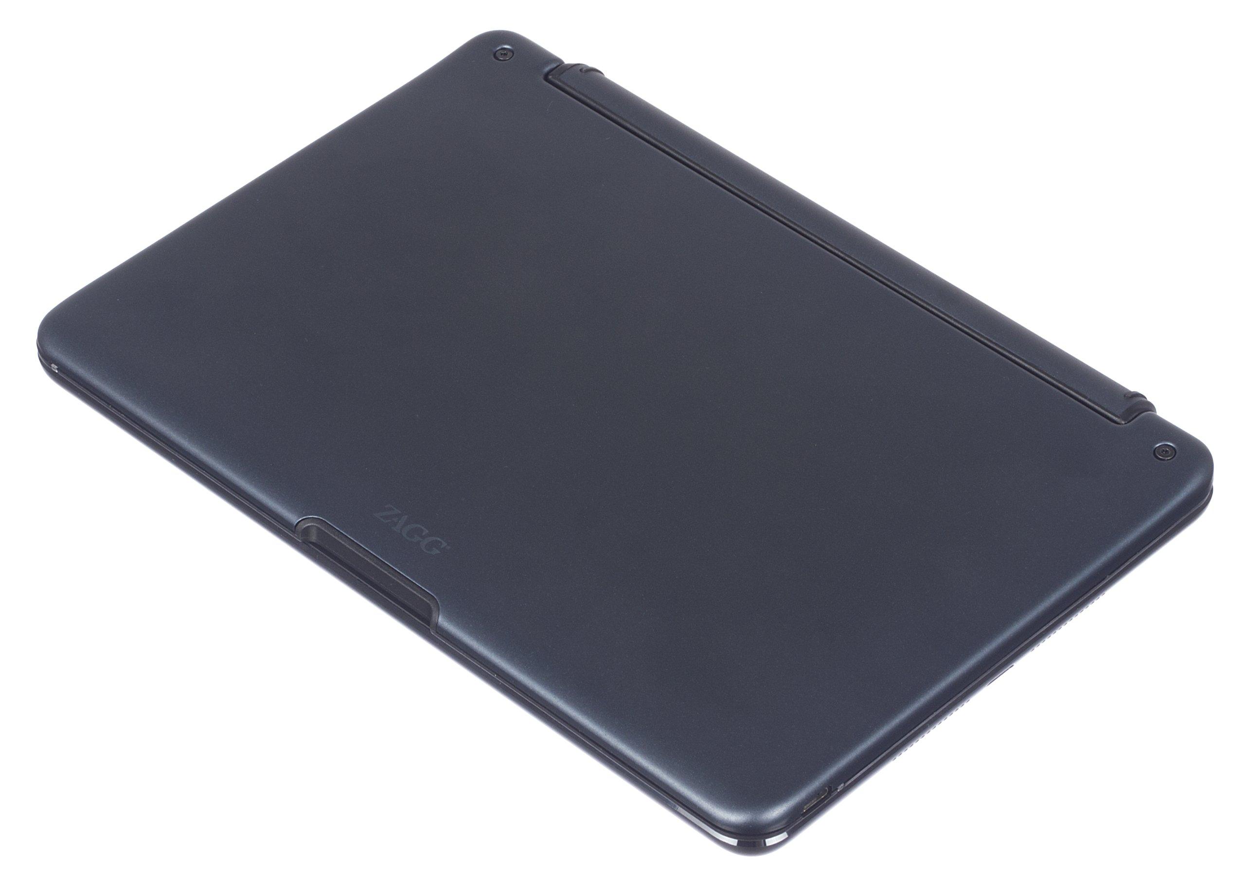 ZAGG Cover with Backlit Bluetooth Keyboard for Apple iPad mini 1 /  mini 2 - Black