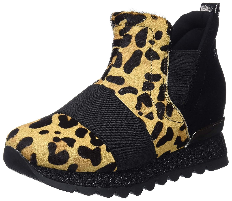 TALLA 37 EU. GIOSEPPO 46565-p, Zapatillas Altas para Mujer