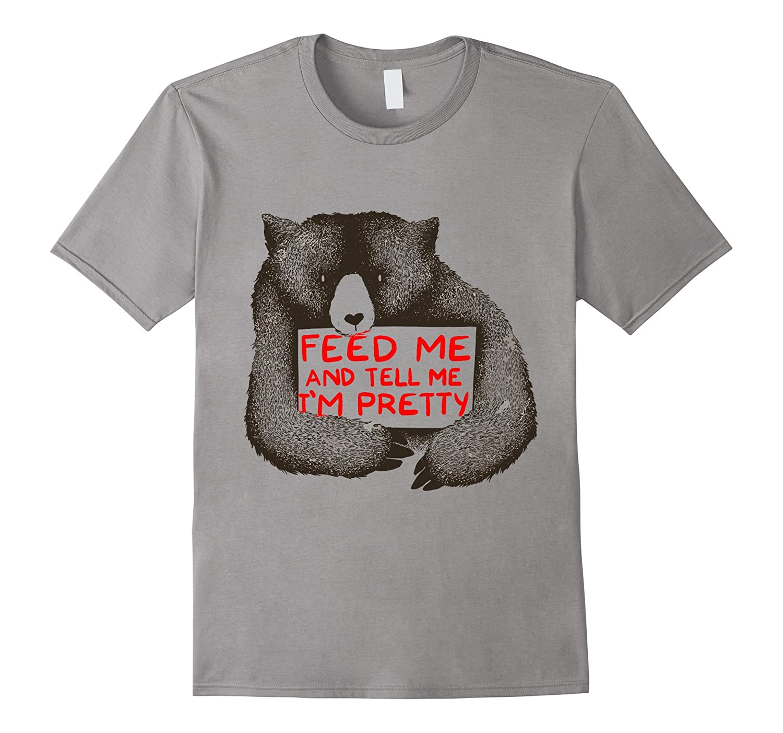 Feed Me and Tell Me Im Pretty-Art