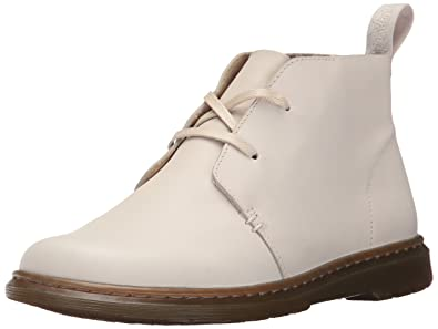 Dr. Martens Women s Cynthia Bone Chukka Boot 8 Medium UK (10 ... ec0ca3be3e