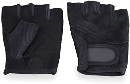 Fitness,Gym Bad Boy padded Weight Lifting Gloves,Bodybuilding,Valeo,Workout