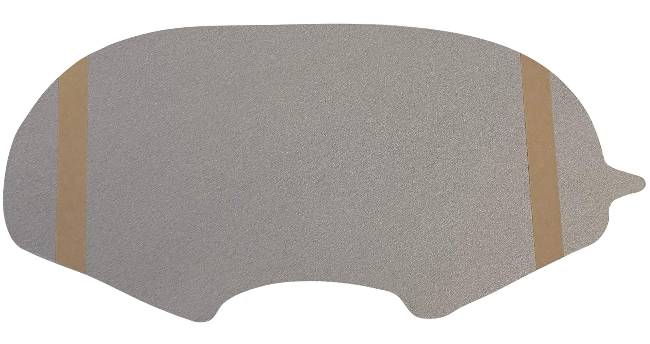 SlagelFoam Lens Cover 9901, Mask Protector (pack of 25) by SlagelFoam