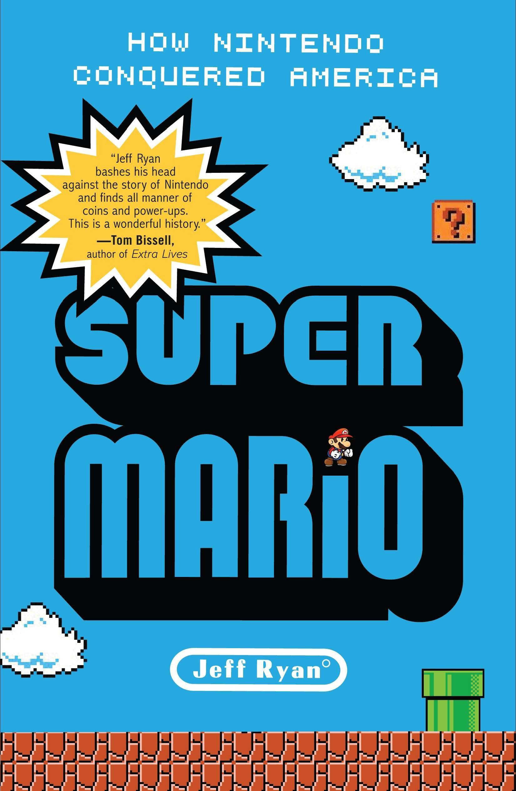 Image result for super mario jeff ryan