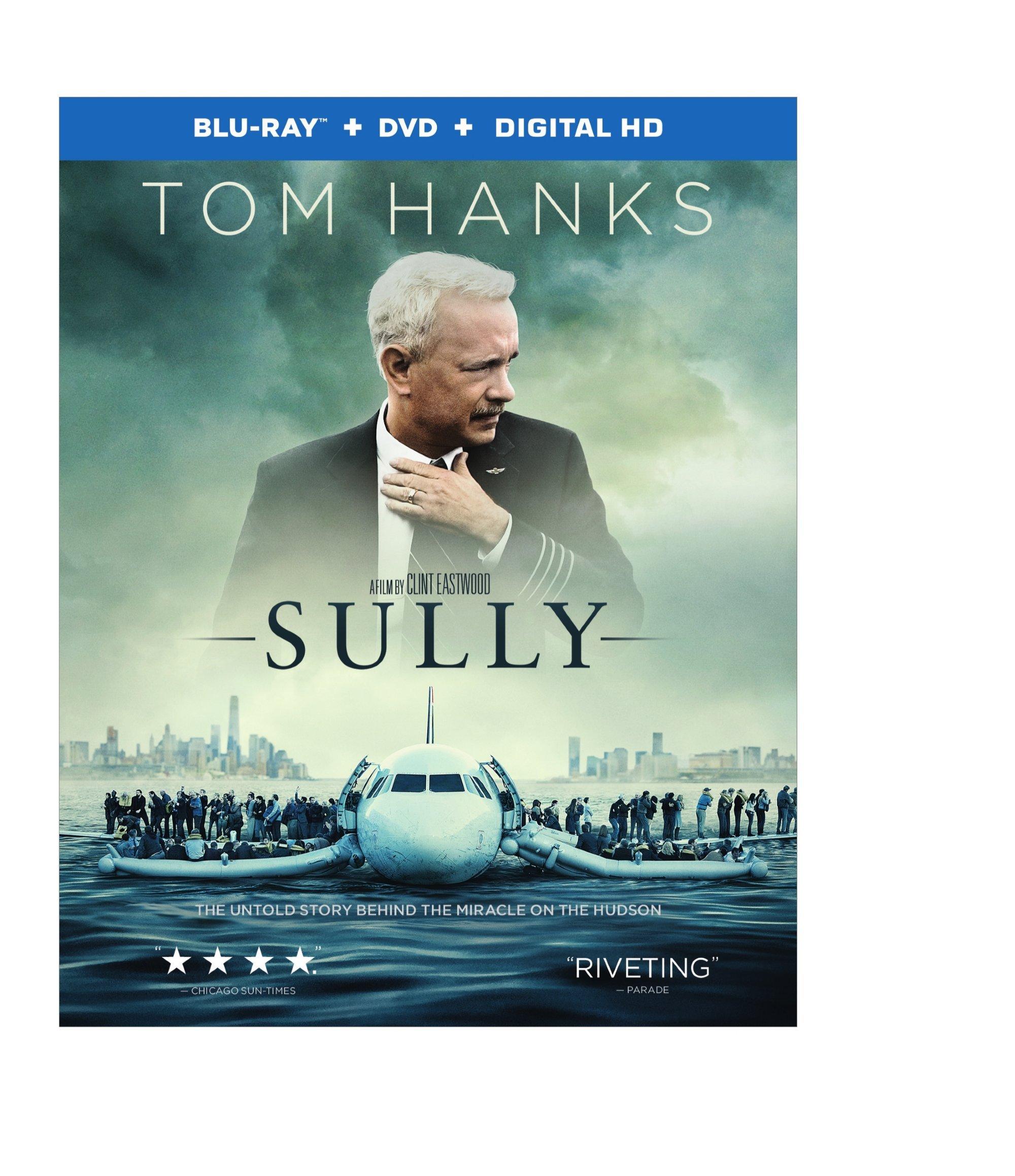 Sully Blu Ray 0883929540891