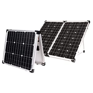 Go Power! Valterra Power Us, LLC GP-PSK-120 Solar Kit 120W Portable