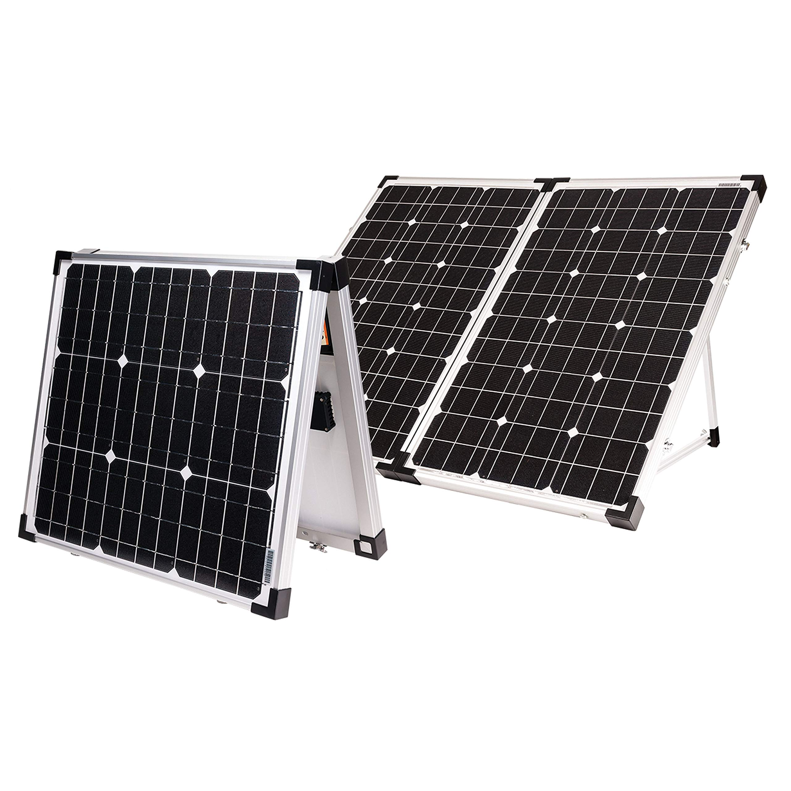 Go Power! Valterra Power Us, LLC GP-PSK-120 Solar Kit 120W Portable