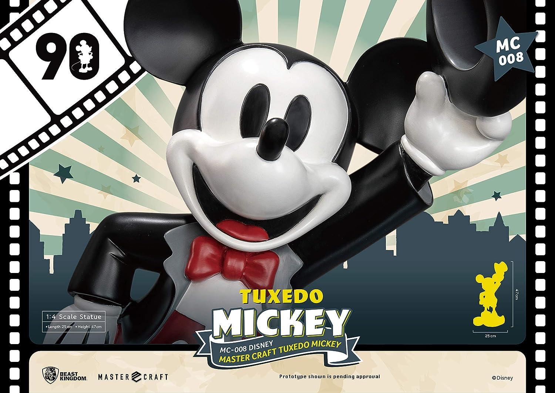 4 Scale Master Craft Statue JUL188363 Beast Kingdom Disneys 90th Anniversary Mickey Mouse MC-008 1