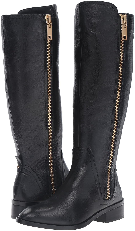 ALDO Women's Mihaela Riding Boot B01LQHGYUA 6.5 B(M) US|Black Leather