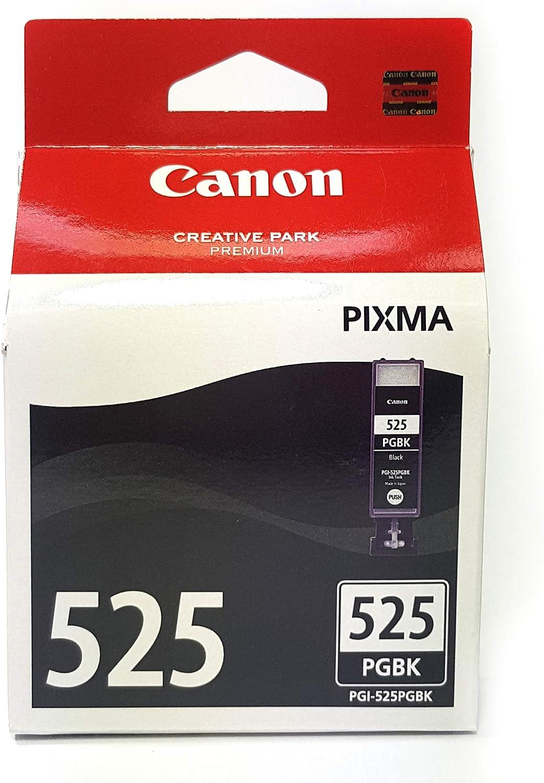 Canon PGI-525 Cartucho de tinta original Negro para Impresora de ...