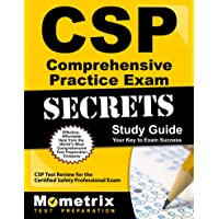 CSP Exam Secrets: CSP Test Review for the Certified Safety Professional Exam