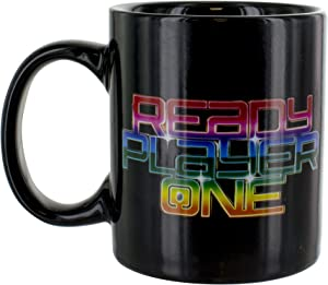 Paladone Heat Change Mug, Ceramic, Multi-Colour, 8 x 12 x 10 cm