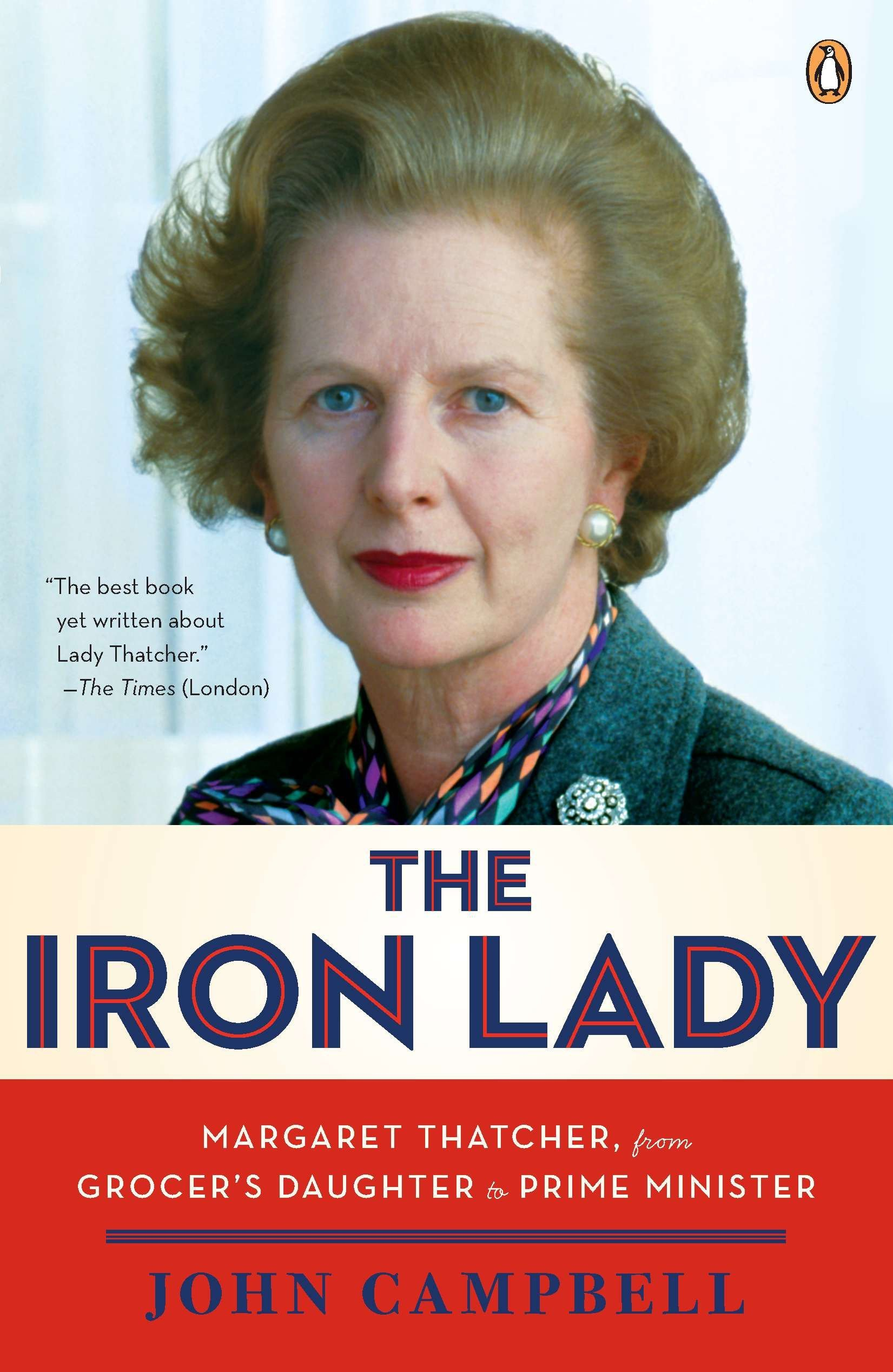 The Iron Lady Film Review