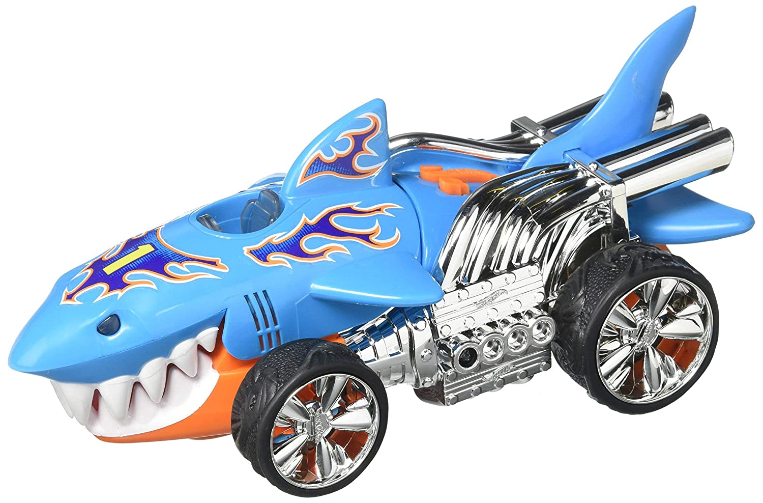 Hot Wheels Extreme Action Light and Sound Sharkruiser MPA 90512