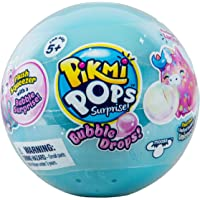 Pikmi Pops 泡泡滴单包 - 可收藏的挤压玩具带闪光泡沫 | 趣味可爱减压玩具