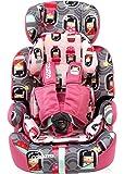 Cosatto Zoomi Grp 123 Anti Escape Car Seat (Kokeshi Smile)