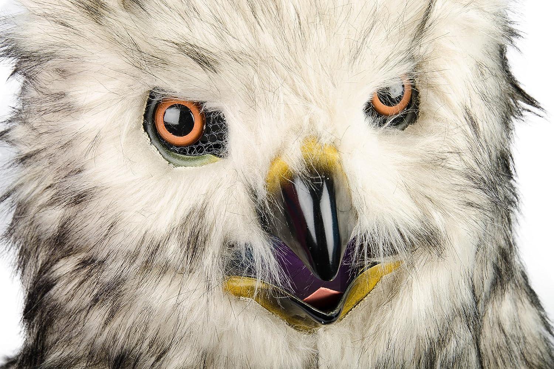 Thumbs Up MROWL - Mr. Owl - Eulen Maske mit beweglichem Mund