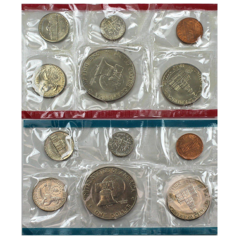 1976 P /& D United States US Mint Set