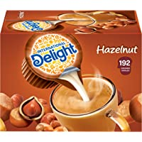 International Delight, SingleServe Coffee Creamers Pack of 1 Shelf Stable NonDairy Flavored Coffee Creamer Great for…