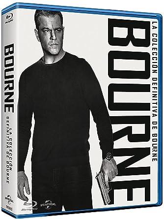 Pack 5 Películas: Jason Bourne (BD) [Blu-ray]: Amazon.es: Matt Damon, Jeremy Renner, Tommy Lee Jones, Alicia Vikander, Rachel Weisz, Edward Norton, Franka Potente, Chris Cooper, Joan Allen, Doug Liman, Tony Gilroy, Paul