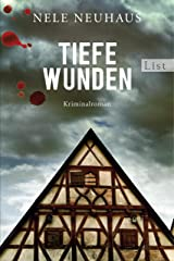 Tiefe Wunden (Ein Bodenstein-Kirchhoff-Krimi 3) (German Edition) Kindle Edition