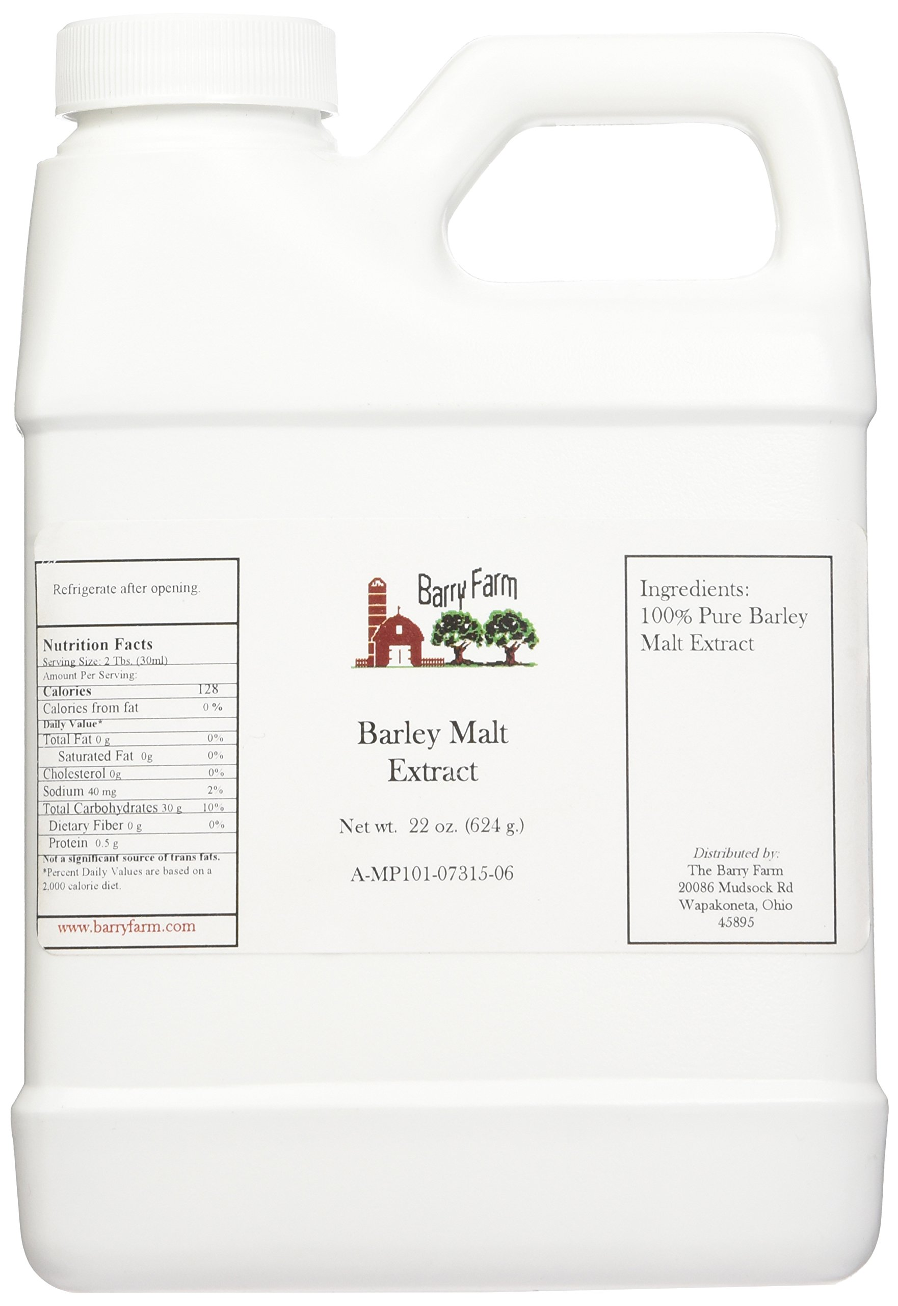 Barley Malt Syrup, 22 fl. oz.
