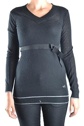 Dolce E Gabbana Mujer MCBI099287O Negro Cachemir Jersey