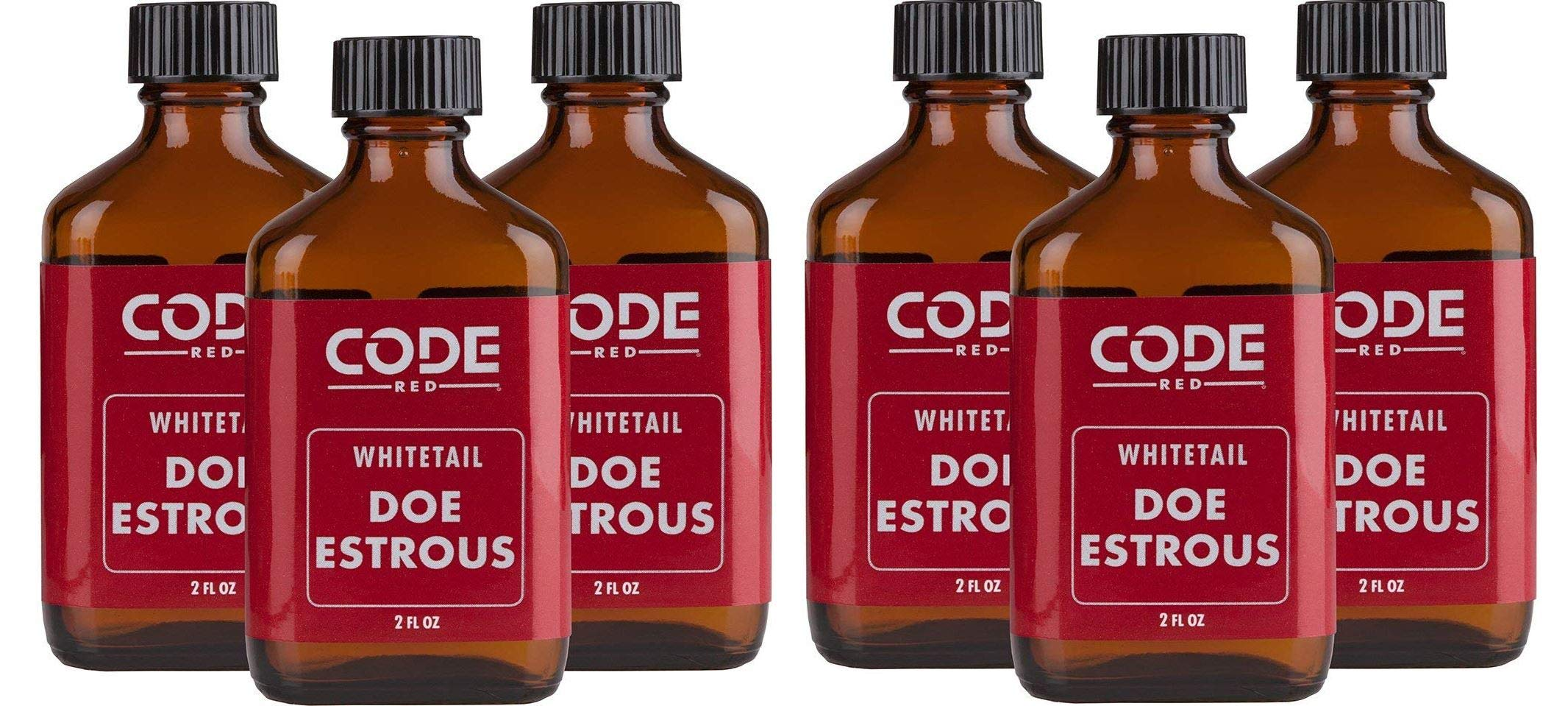 Code Blue Code Red Whitetail Doe Estrous Triple Pack (2-(Pack))
