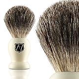 Miusco Pure Badger Hair Shaving Brush and Luxury