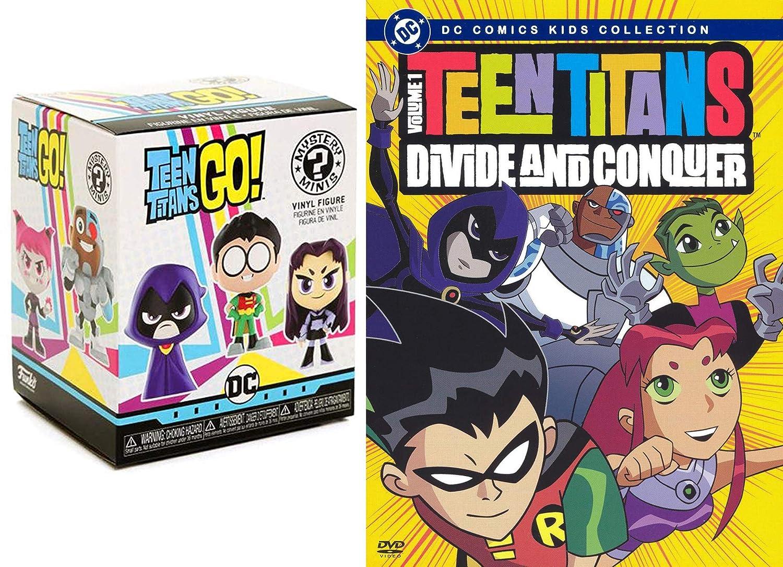 Suggest Teen titans terra comics thanks