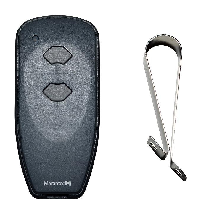 Marantec M3 2312 315 Mhz 2 Button Garage Door Opener Remote
