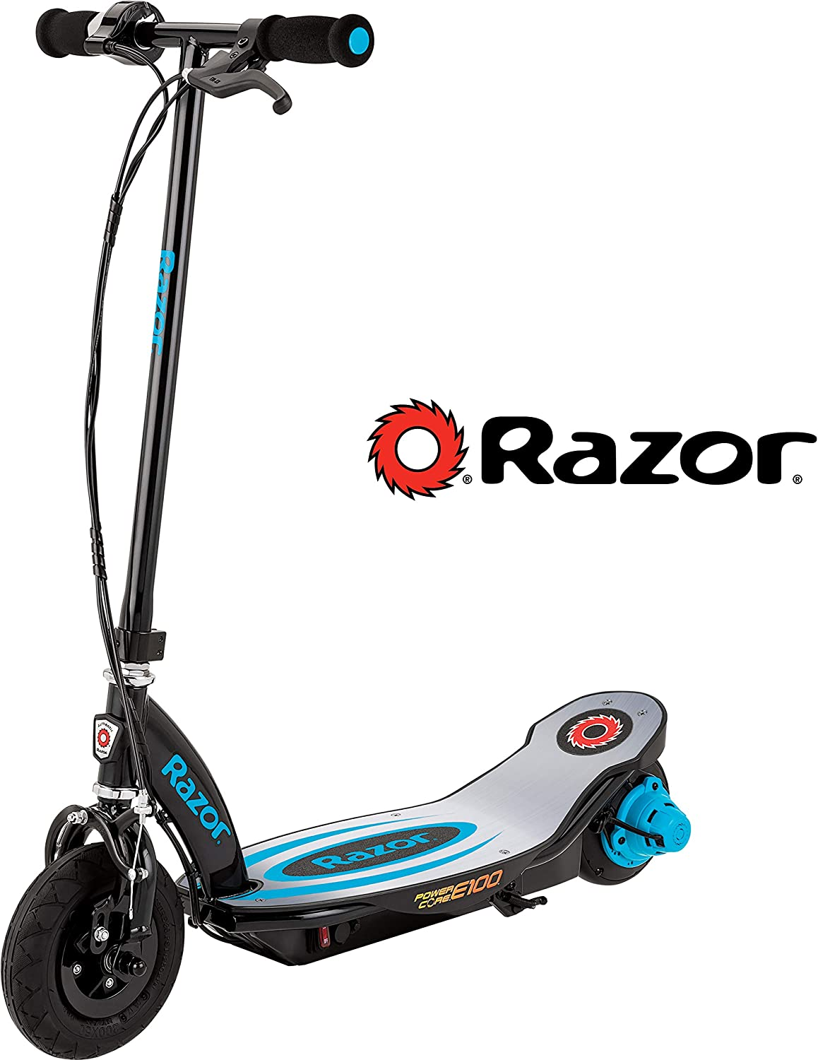 Amazon.com: Razor Power Core E100 - Scooter eléctrico ...