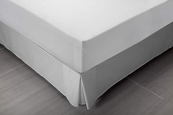 Pikolin Home - Protector de colchón Lyocell, híper-transpirable e impermeable, extra suave, 150 x 190/200 cm, cama 150 (Todas las medidas): Amazon.es: Hogar