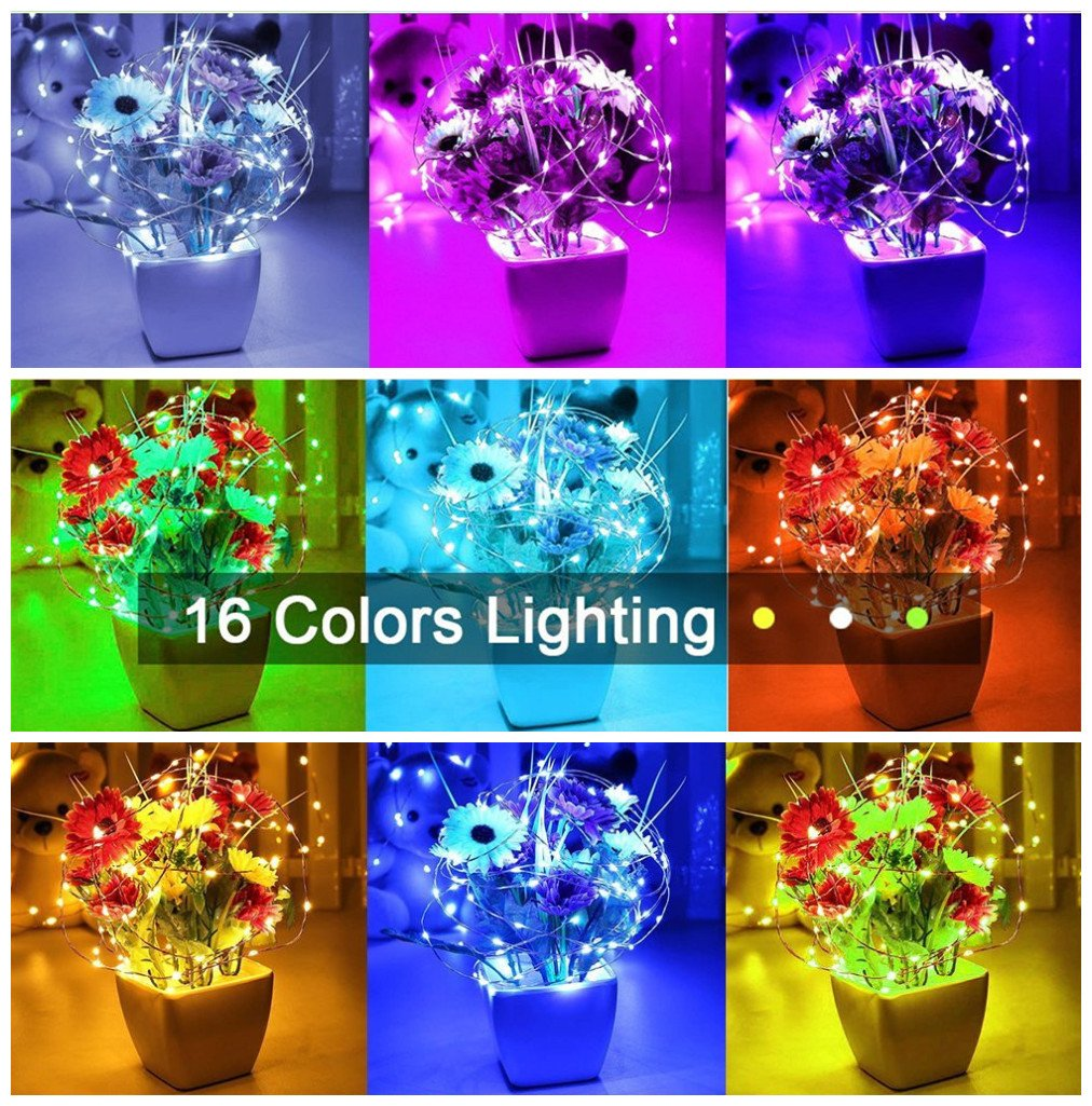 Led Wire Diagram Christmas 25 Manual E Books String Light Wiring Library16 Colors Lights 16ft 50 Copper