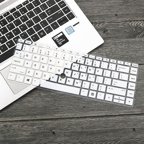 Tastaturschutz fur HP EllitBook 745 G5 und HP EliteBook 840 G5 G5 Studio X360 G5 G6 Zenbook 14u G5 Studio X360 G5 Pink