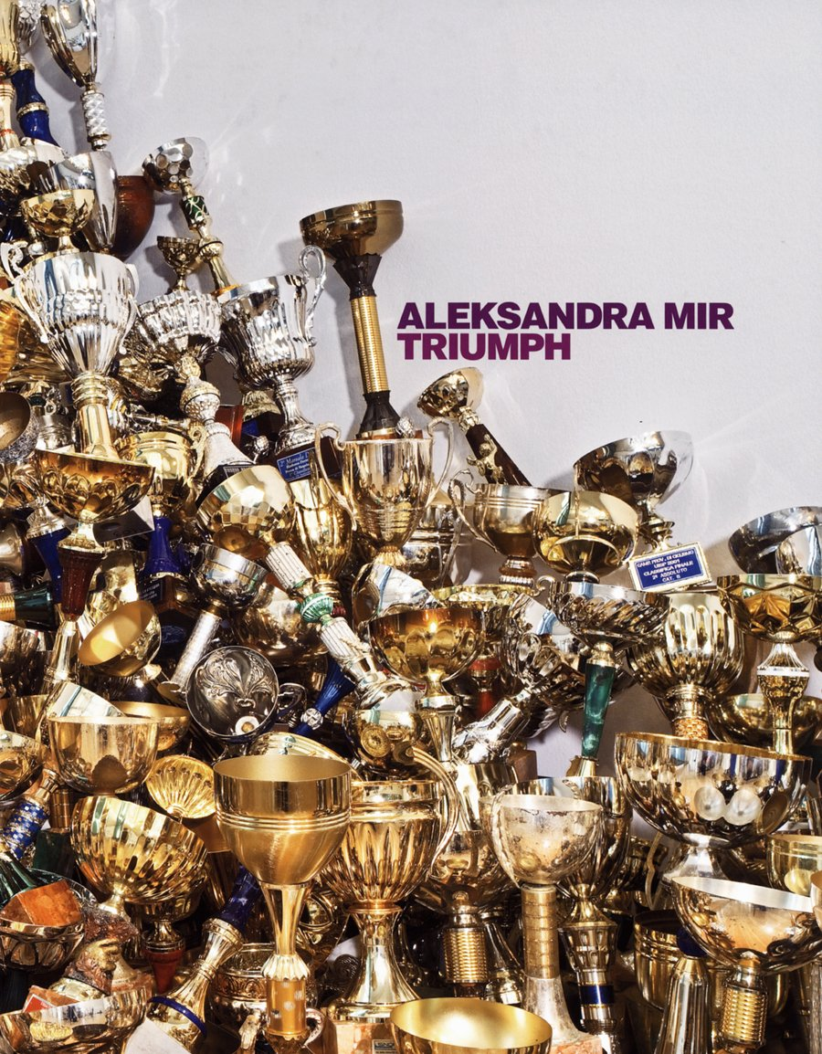 Read Online Aleksandra Mir: Triumph ebook