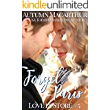 Forget Paris: Sweet and clean Valentine's Day Christian romance in Paris and London with an anti-romance heroine! (Love In St