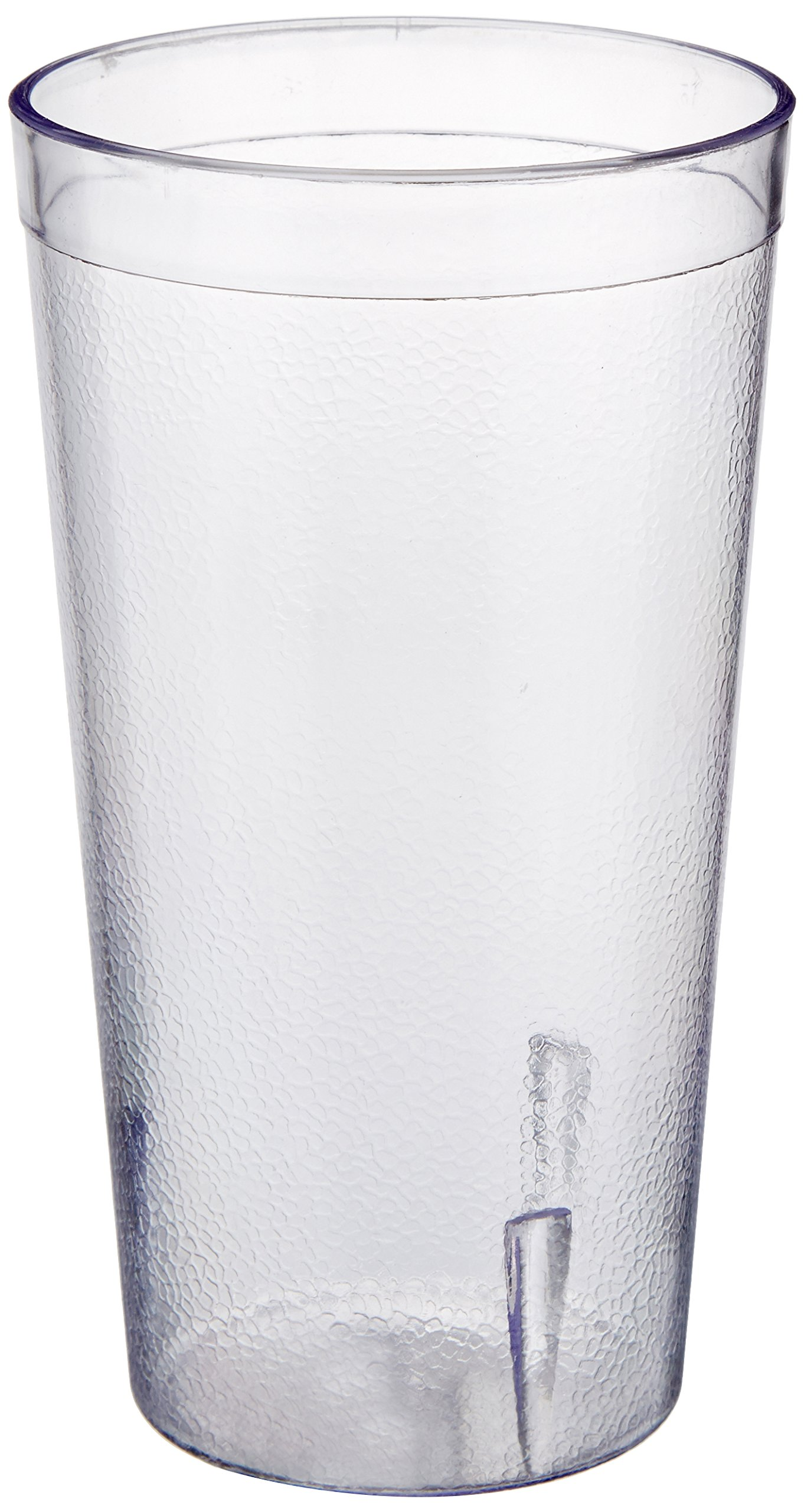 16 oz clear 12pk restaurant break resistant drinking glass cups plastic tumblers ebay. Black Bedroom Furniture Sets. Home Design Ideas