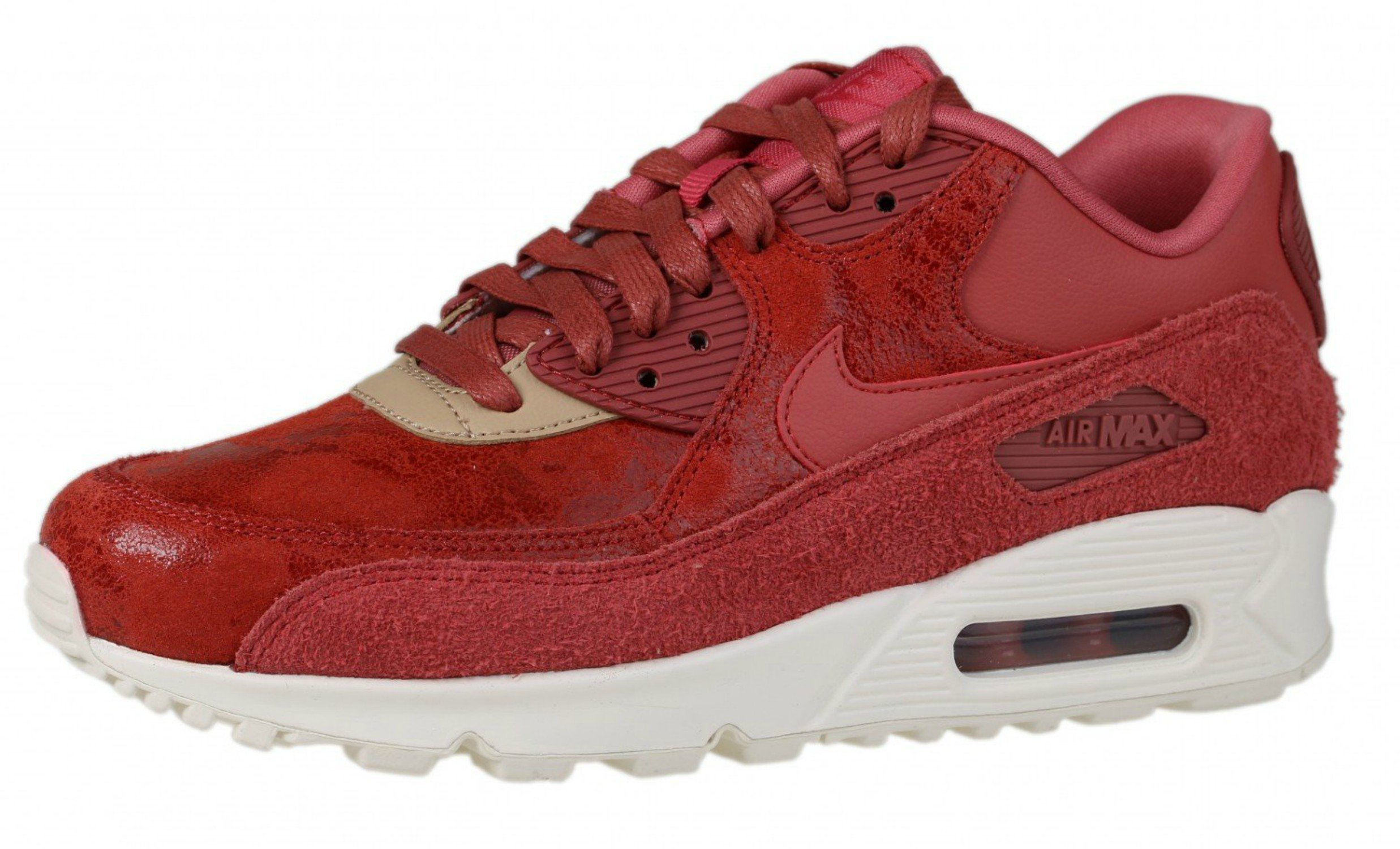Trainers Nike Womens Air Max 90 SD Light Redwood Trainers
