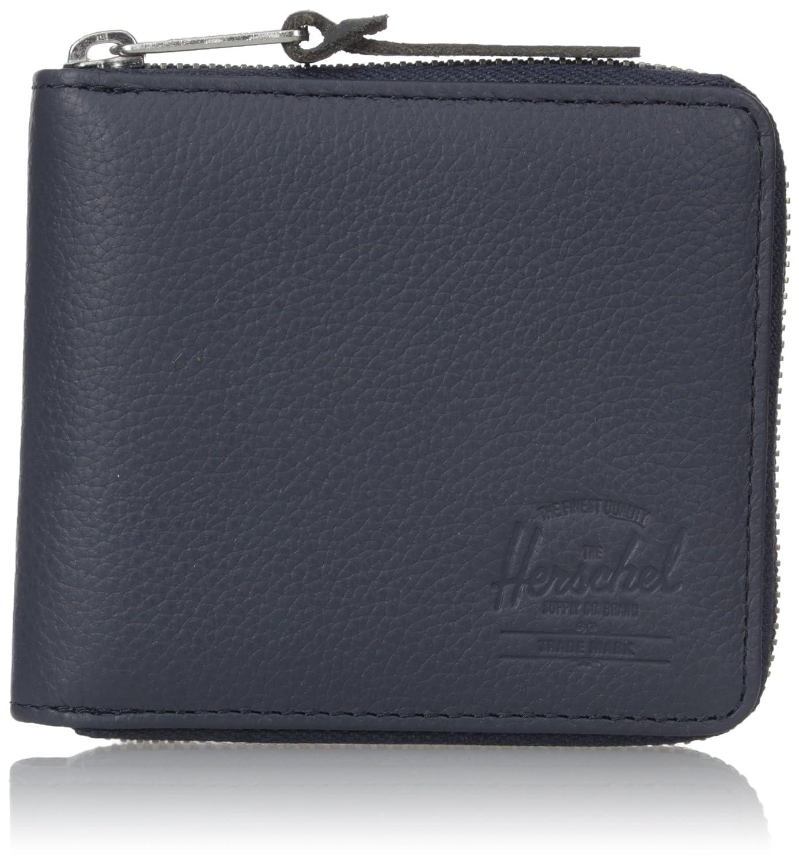 [ハーシェルサプライ] 財布 Walt 10370-00001-OS B01N770E6X Navy Pebbled Leather Navy Pebbled Leather