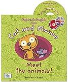J'apprends l'anglais avec Cat and mouse : Meet the animals!