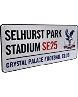 Street Sign - Crystal Palace F.C