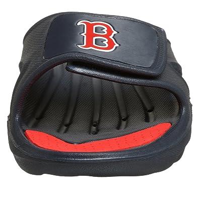 Amazon.com  Reebok Men s MLB Red Sox Z-Slide Sandal 8a84ce9c0