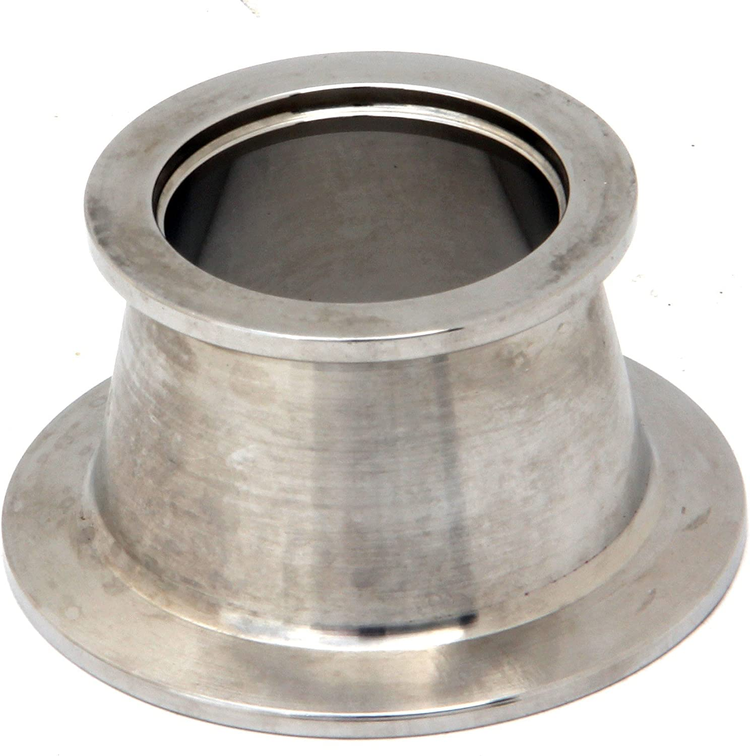 NW-40 to NW-25 R KF-40 to KF-25 HFS Conical Reducer Stainless Steel 304; USA