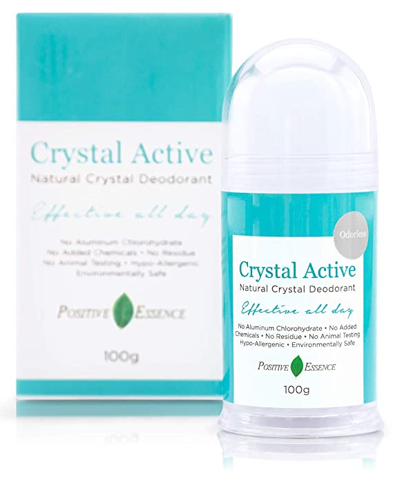 Positive Essence Crystal Deodorant