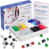 Organic Chemistry Model Kit (239 Pieces) - Molecular Model Student or Teacher Pack with Atoms, Bonds and Instructional…