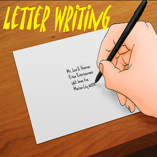 Letter Writing (Format For Writing A Letter Of Recommendation)